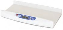 Novum NK4001 Visiting Nurse Scale, One-Piece Plastic Construction, Battery Operated