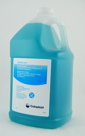 Coloplast 1774 BESIDE-CARE NO-RINSE BODY WASH Shampoo & Incontinence CLEANSER 3.8L pour top bottle - Case of 4