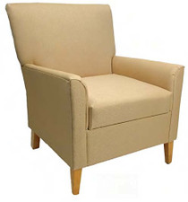 "Novum 904-C2 Lounge Chair with removable seat; 29""W x 32""D x 38""H"