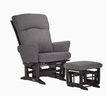 Novum 1006 Glider Rocker, Square Back