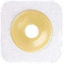 """Convatec 125258 Skin Barrier 38mm 1.5"""" W/ - FLANGE White COLLAR 10/Box (Convatec 125258)"""