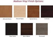 "Novum MAD-DD MADISON SERIES Bedside Cabinet, 1 Door/1 Drawer, 22""W X 17""D X 29""H"