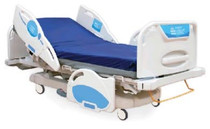 Novum NV-ACB-A01-S Adult Bed; 5 Position; Electric with Scale and Alarm