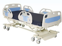 "Novum NV-ACB-A03-L Adult Bed; 84"", 5 Position; Electric; CPR Quick Release, Bed Alarm, Nurse Call"
