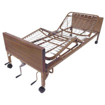 Novum NV-MLTC-003 Adult Bed; Manual; Long Term Care