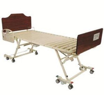 Novum NV-ELTC-5ER76 Adult Bed; Electric; Long Term Care, 76""