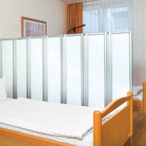 Novum RPS-336 Renaissance Privacy Screen, 3 Section, Approx. 3' wide, 6' high