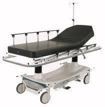 Novum NK8000 Hydraulic Stretcher, Dual Pedastal, Trend and Rev