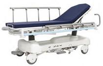Novum NV9000 Hydraulic Patient Transfer Stretcher, 5 Position, 5th Wheel