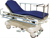 Novum NV9100 Transport Stretcher, 5 position, 5th wheel, X-Ray Compatible, 550lbs