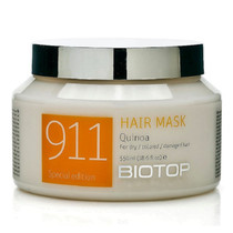 BIOTOP 911 Quinoa Hair Mask, 550 ml