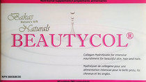 Bakas Naturals Beautycol Hydrolysed Collagen Supplement, 90 tablets