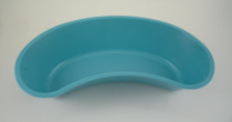Emesis Basin (Kidney Shaped) 28oz Autoclaveable Blue (193-00063)