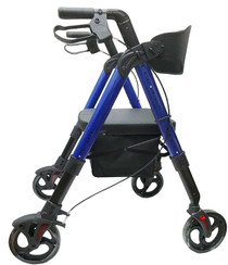 MOBB Health Care MHHRL Bariatric Aluminum Rollator (MOBB Health Care MHHRL)