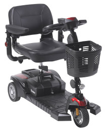 Drive Medical SFDST3 Spitfire DST 3-Wheel Scooter