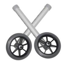 Drive 10109 Walker Wheels Universal 5 Inch 1pr/bx (Drive 10109)