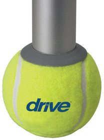 Drive 10121 Tennis Ball Glides 1pr/bx RTL (Drive 10121)