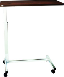 Drive 16011-UCSO Overbed Table Designer-SO-U- Chrome Frame
