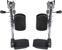 Airgo C24-00037 Airgo Bar. Swing-Away Footrests- L&R 1P R (Airgo C24-00037)