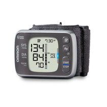 Omron Healthcare BP654 Omron Ultra Silent BP654 Bluetooth Wrist Blood Pressure Monitor (Omron BP654)