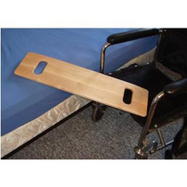 "Mobility Transfer Systems 5220 SafetySure PATIENT TRANSFER BOARD, SOLID MAPLE, 30"" L X 8"" W X 0.75"" THICK, WEIGHT CAPACITY 300LBS, EA/1"