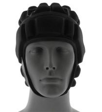 GUARDIAN GH-3-01 Seizure, Epilepsy & Autism Helmet – Black Small