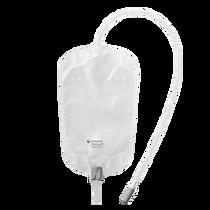 Coloplast 5062 CONVEEN SECURITY+ EXTRA Large LEG BAG/BEDSIDE DRAINAGE BAG, SIZE 51 OZ (1500mL) (COL-5062)