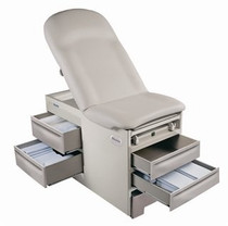 Brewer 5000 Access Exam Table, With Power
