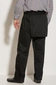 Ovidis 1-6001-90-4 Chino Pants for Men - Black , Timmy , Adaptive Clothing , XL