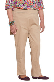 Ovidis 2-6001-11-6 Gab Pants for Women - Khaki , Sophie , Adaptive Clothing , 1XL