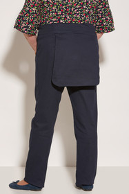Ovidis 2-6001-88-3 Gab Pants for Women - Navy , Sophie , Adaptive Clothing , L
