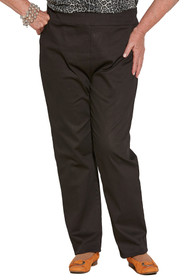 Ovidis 2-6001-90-6 Gab Pants for Women - Black , Sophie , Adaptive Clothing , L