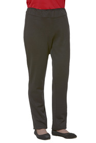 Ovidis 2-6101-90-1 Knit Pants for Women - Black , Tricotti , Adaptive Clothing , 2XL