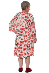 Ovidis 2-7101-39-2 Nightgown for Women - Pink, Lori, Adaptive Clothing, M