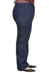 Ovidis 2-6202-86-6 Adaptive Denim Pants for Women, Blue, Arie, 2XL