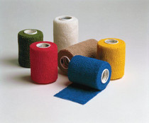 BANDAGE GAUZE SELF-ADH 1inx5yds INDIV WRAPPED NS (X305)