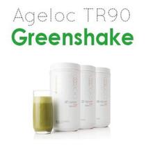 NU SKIN 2003759 ageLOC TR90 Green Protein Shake