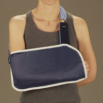 "Arm Sling Specialty w/foam Pad X-Large 9"" x 23"" pouch (1947)"