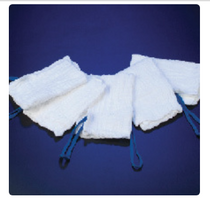 Medline 1516, SPONGE LAP 18 x 18in 4-PLY STERILE NONWASHED X-RAY DET CA/40x5s P64