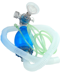 Infant Disposable RESUSCITATOR w/MASK & RESERVOIR 157400300 (Rusch Teleflex 157400300)