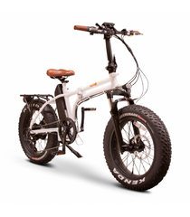 EWheels EW-Folding Electric Bike White (shipping included) (EWheels BAM-FOLDINGW)