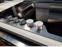TochTech TOCH Smarturns™ (horizontal Knobs), 4 knobs (Smartturns.4knob)