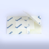 TrioMed MAT-300-8 Antimicrobial Self-Adhesive Absorbent Dressing, 8cm x 10cm, 1 Box