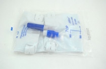 BAG URINE LEG 900ml ANTI-REFLUX w/TWIST VALVE L/F STRAPS  AS309N