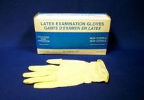 GLOVE EXAM LATEX POWDERED N/S MEDIUM BX/100 197-40-1020