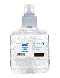 SANITIZER HAND INSTANT PURELL P172 LTX-12 1200ml CLEAR 70% ETH/ALCH 391-1903-02-CAN00