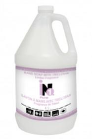SOAP HAND ANTIBACTERIAL INO DERM BULK 4L QUEBEC ONLY 243-INO-DE1-4