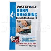 DRESSING BURN WATER JEL 10.2 x 10.2cm STERILE 336-06629