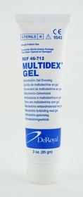 DRESSING MULTIDEX GEL HYDROPHILIC WOUND FILLER 3oz TUBE 347-46-712