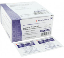 Alcohol Prep Swab 70% BX/200 (SC-APM)